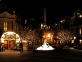 Epcot France Pavilion 8 by AreteStock