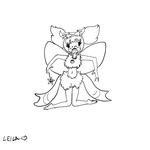 Flash Request Poll #1: PokeFairy Ash by leila-stoat