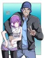 Not too Close by EUDETENIS