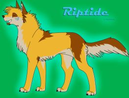 :Riptide: by xSilverwingx