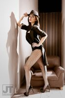 Inspired by Agent Provocateur by jaytablante