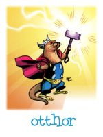 Otthor by ronsalas