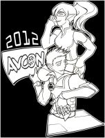 AVCon 2012 by clueless-nu