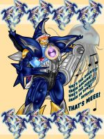 TF RID Skybyte -that's me by Taleea