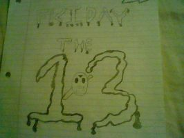 Friday the 13th by Tydra759