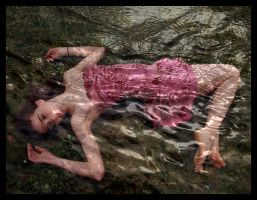 Rest in Shallow Waters by dollydaydream