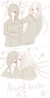 Moment Cute Nise And Mts by teresastrawberry
