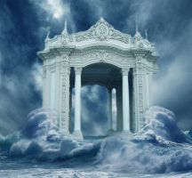 Ocean Castle by InToXiCaTeD--StOcK