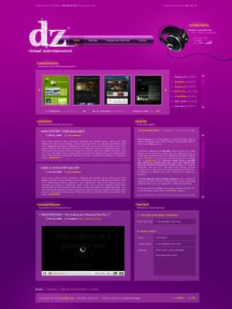 DZ Virtual Entertainment by LostDZ