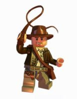 LEGO Indiana Jones Icon by SolidAlexei