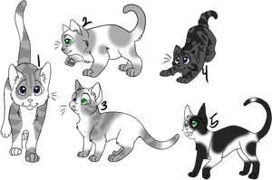 Kits for good-within-u 3 by BleachTheNight