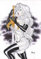 Lady Death by Fredbenes