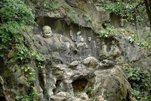Felai Feng carvings 2 by wildplaces