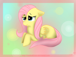 fluttershy by VoodooKisses