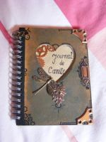 Steampunk Journal by Cedautinger