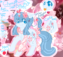 Cherry Bliss Reference Sheet by snickIett