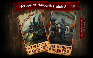 Heroes of Newerth 2.1.10 Patch by Moonymage