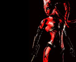 Darth Talon by nicollearl