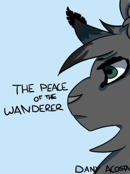 The Peace of the Wanderer Cover by SiennaWolf