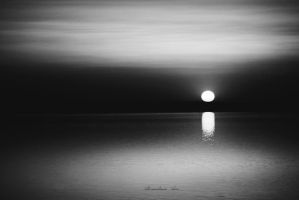 Monochrome Sun by AlexandrinaAna