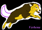Verbena - AT for Roleplaygalpaw by W0lvez
