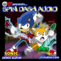Spin Dash Audio album cover by levonn78