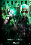Mortal Kombat Movie Teaser 3: Quan Chi by NiteOwl94