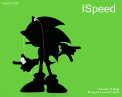 ISpeed by Saki-BlackWing