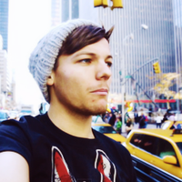 Louis Tomlinson Icon - Twitter by MyHappinessLaali