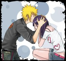2.NaruHina fanart thing xD by 313Kid