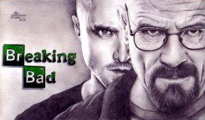 Breaking Bad by pablofdezr