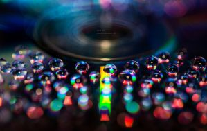 Psychedelic drops by sarahbuhr