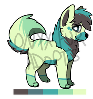 Puppy Adopt 2 -OPEN- by OnyxFur