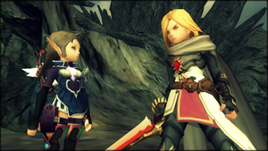 -Dragon Nest:: Meeting Gerrant by Sayue