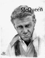 Steve McQueen by Dead-Beat-Nick