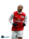 Thierry Henry Render 3 by orhan1991