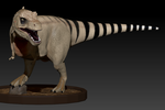 ZBrush Rex by STahami
