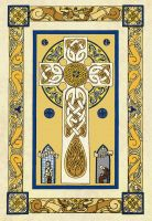 celtic cross gift by one-rook