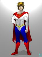 Supergirl Concept 2.0 by Jochimus