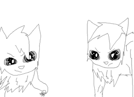 Stare Off Template by Smokestar11