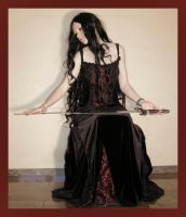 goth 22 by Lisajen-stock