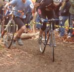 Cyclocross Action by napoland