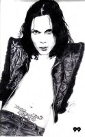Ville Valo by Olive-Octopie