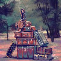Luggages by Tyliss