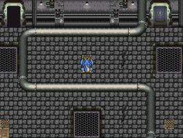 RPG Maker2k - Abadoned Factory 29 Ingame by Icedragon300