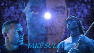 Jake Sully Wallpaper by Quaritch