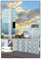 Royalty Free City 2 download for Comi-po by Kyotita
