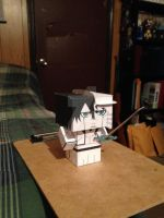 Ulquiorra Cifer CubeeCraft by SuperVegeta71290
