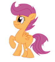 Scootaloo by Pinky1babe