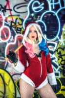 Xmas Puddin' by GagaAlienQueen